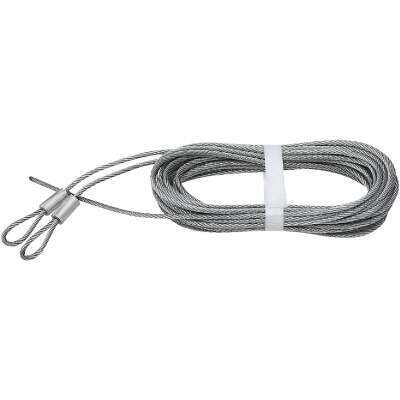 Prime-Line 1/8 In. Carbon Steel Extension Cable