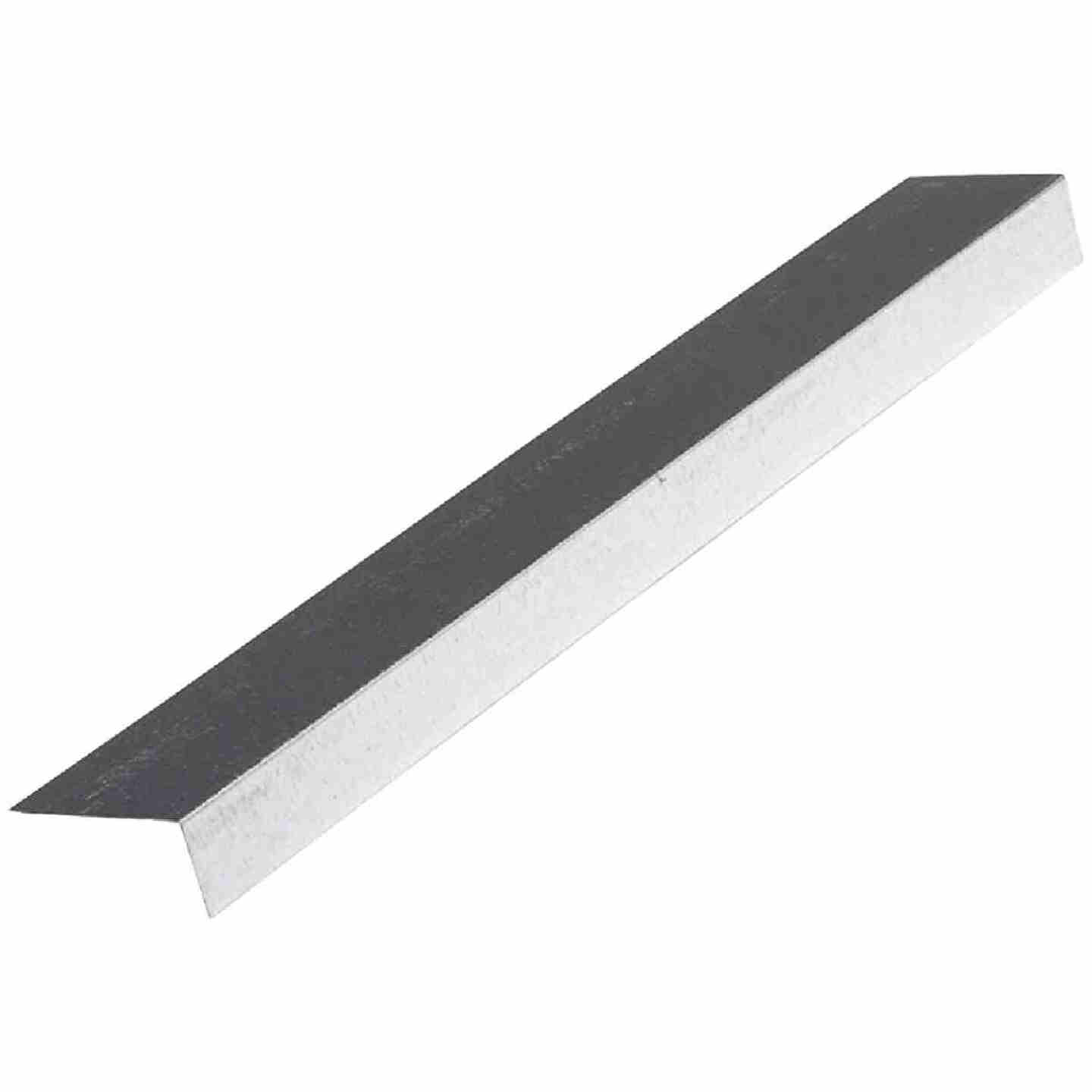 NorWesco A 1 In. X 1-1/2 In. Galvanized Steel Roof & Drip Edge Flashing Image 1