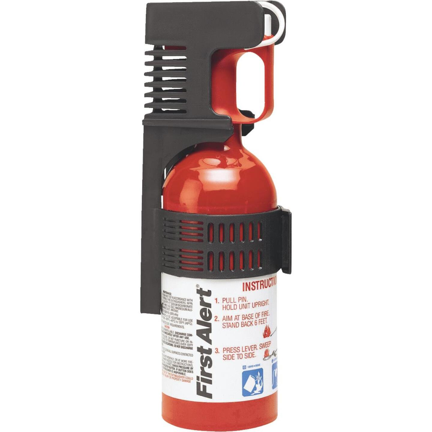First Alert 5-B:C Auto Fire Extinguisher Image 1