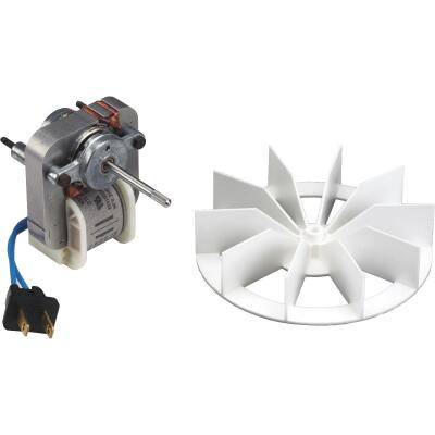 Broan 120V 50 CFM Copper & Zinc Exhaust Fan Motor