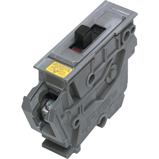 Connecticut Electric 20A Single-Pole Standard Trip Packaged Replacement Circuit Breaker For Wadsworth