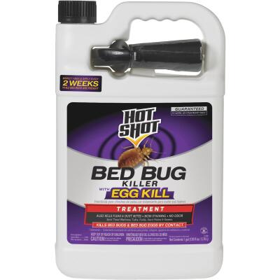 Hot Shot 1 Gal. Ready To Use Flea & Bedbug Killer
