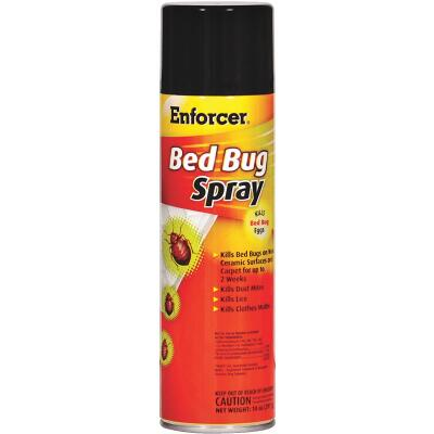 Enforcer 14 Oz. Aerosol Spray Bedbug Killer
