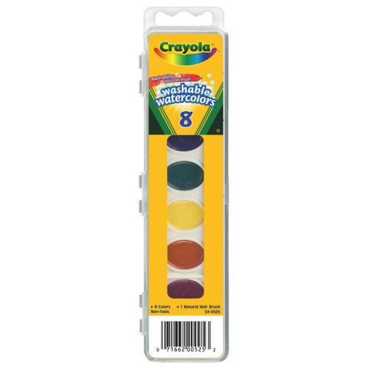 Paint & Crayons